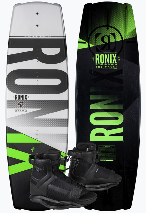 Ronix Vault + Divide Package | 2021