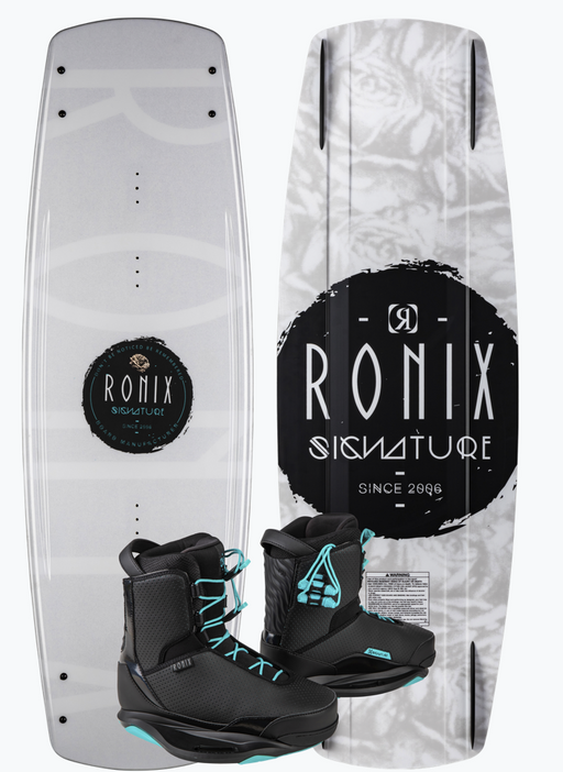 Ronix Signature + Signature Package | 2020