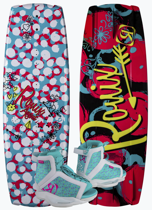Ronix August Kid's + Boot Package | 2020