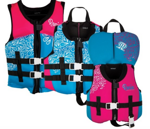 Ronix August Kid's CGA Life Vest | 2021