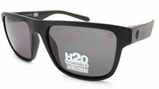 Dragon Roadblock H2O Sunglasses Matte BLK/Smoke
