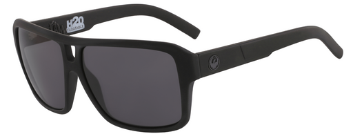 Dragon The JAM Sunglasses Polar Matte Grey H2O