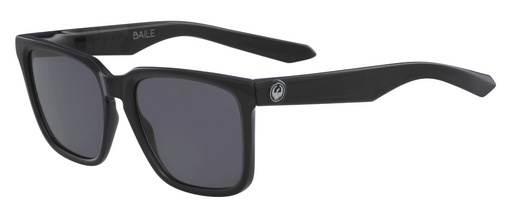 Dragon Baile Sunglasses Jet Black