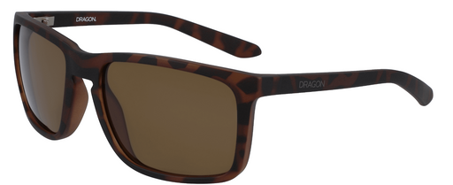 Dragon Melee Sunglasses Matte Tort.