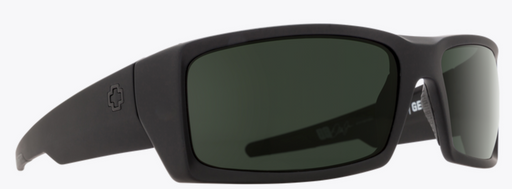Spy General Sunglasses Soft Matte BLK