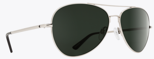 Spy Whistler Sunglasses Silver