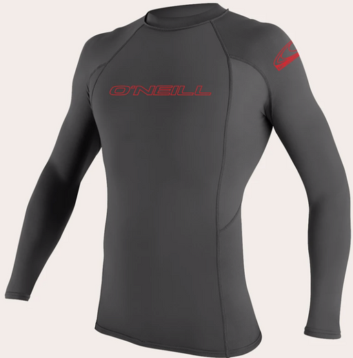 O'neill Youth Basic UPF 50+ L/S Rash Guard Graphite | 2020