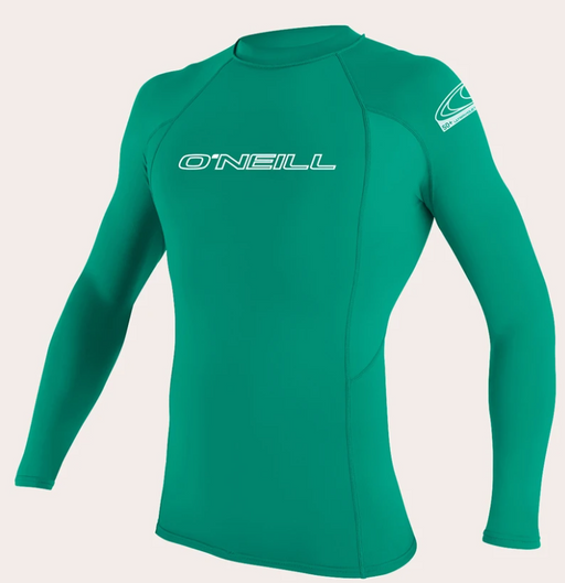 O'neill Youth Basic UPF 50+ L/S Rash Guard Seaglass | 2020