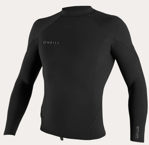 O'neill Reactor-2 1.5mm L/S Neo Top BLK | 2020