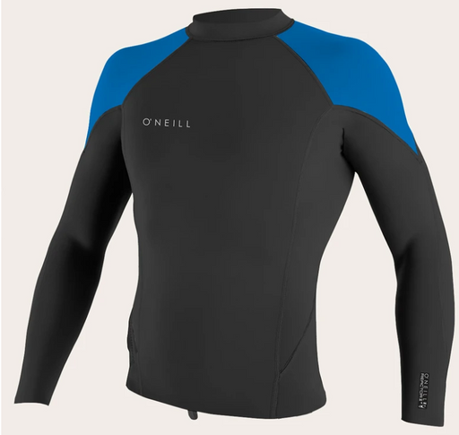 O'neill Reactor-2 1.5mm L/S Neo Top BLK/OCEAN | 2020
