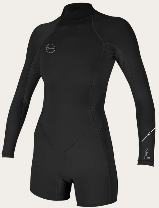 O'neill Women's Bahia 2/1mm BZ Spring Wetsuit BLK | 2020