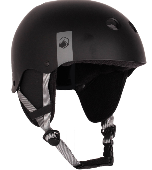 Liquid Force Flash Helmet Blackout | 2020