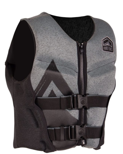 Liquid Force Ruckus Youth CGA Lifevest Grey | 2020