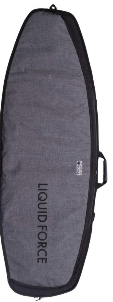 Liquid Force DLX  Surf & Skim 4 Board Traveller Bag 5-8 | 2020