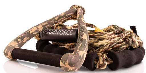 "Liquid Force 9"" DLX Surf Rope Floating 