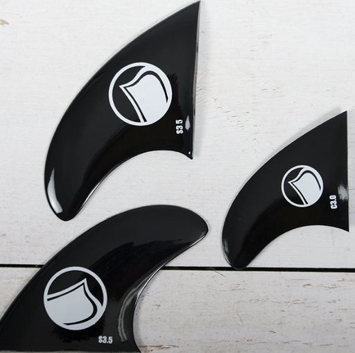 Liquid Force Surf 3.0 Fin Kit W 10/24 | 2020 | 3 Fins