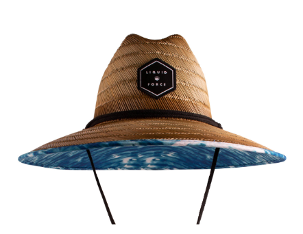 Liquid Force All Day Straw Hat | 2020