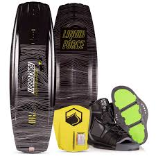 Liquid Force Classic W/Index Wakeboard Package | 2021