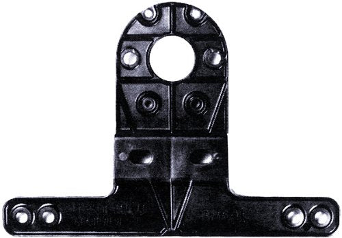 Anderson Trailer License Bracket Black V44009