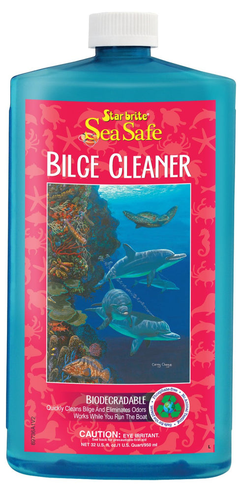 Starbrite Sea Safe Bilge Cleaner 32oz 89736