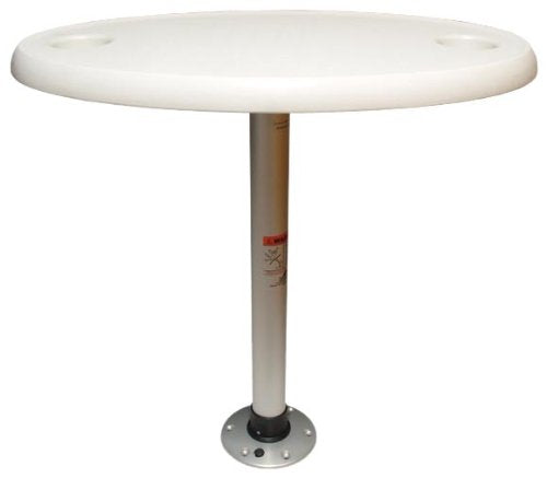 "Springfield Oval Table 18""x30"" Pkg 1690106"