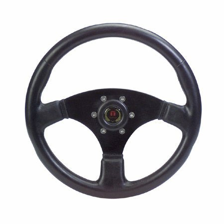"Teleflex Steering Wheel Viper w/Ergonomic Grip 14"" Black 1-SW52022P"
