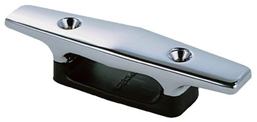 "Perko Open Base Cleat 4-1/2"" Chrome Pr 1306-DP1-CHR"