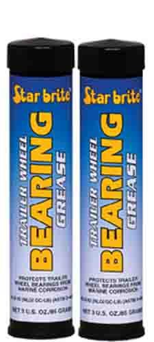 Starbrite Wheel Bearing Grease 3oz 2-Pak 26003