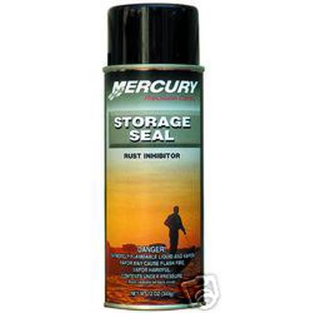 Mercury Storage Seal Fogging Oil 12oz 92-858081K03