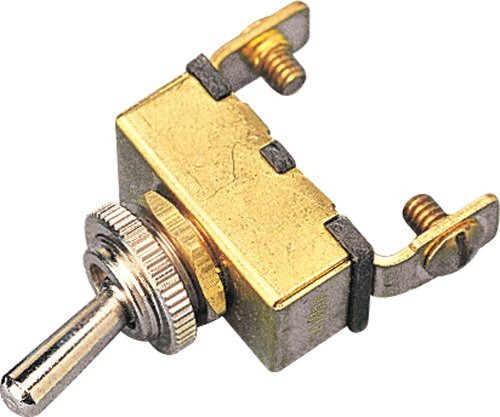 Seadog Toggle Switch On/Off Brass 420465-1