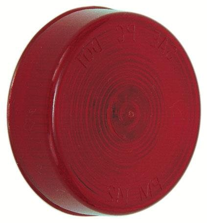 Anderson Clearance/Side Marker Lens Only Red V142R