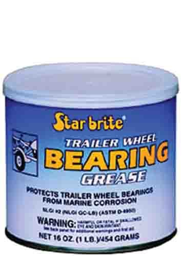 Starbrite Wheel Bearing Grease 1lb 26016