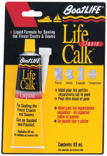 BoatLIFE Life-Calk Polysulfide Sealant Black 2.8oz 1031