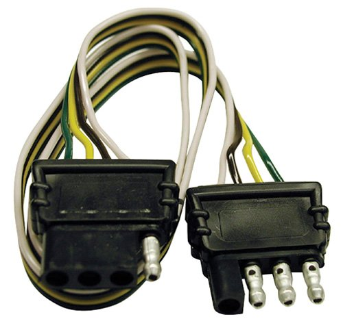 "Anderson Trailer/Trunk 4-Way Extension Harness 30"" E5401"