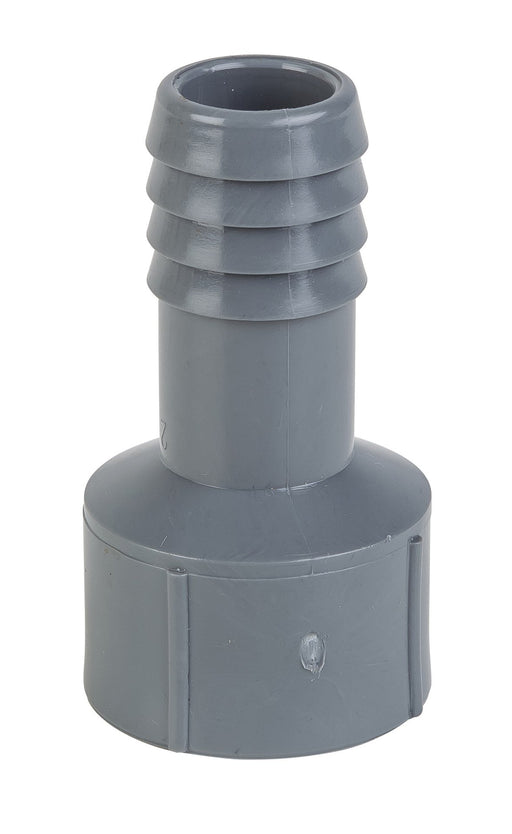 "Eight.3 - 3/4"" Female NPT Thread To 3/4"" Barb Fitting"