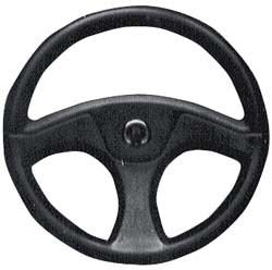 "Teleflex Steering Wheel Ace 13"" Black 1-SW59691P"