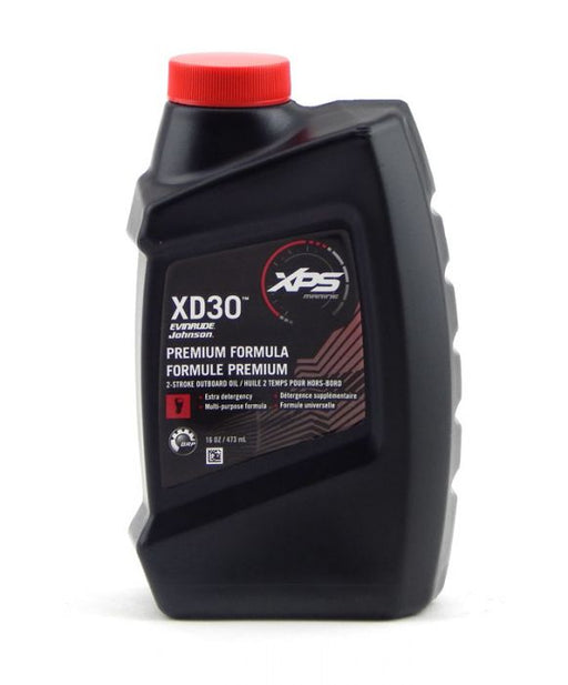 Johnson/Evinrude XPS XD30 2-Cycle Oil Qt Ea 779723