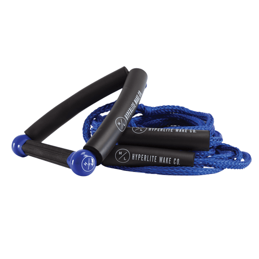 Hyperlite 25' Surf Rope w/ Handle- Blue | 2021