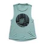 Ladies Cabin Muscle Tank
