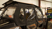 Trail Armor Cab Enclosure Side Door Panels for RZR XP1000 4 Seater