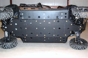 Trail Armor Polaris RZR4 Center Skids
