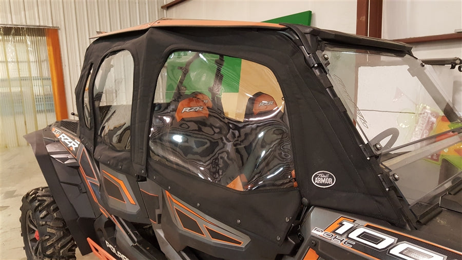 Trail Armor Cab Enclosure Side Door Panels For The 2014