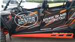 Trail Armor Polaris RZR XP 4 1000 and RZR  XP 4 Turbo EPS GenX EZONDoors