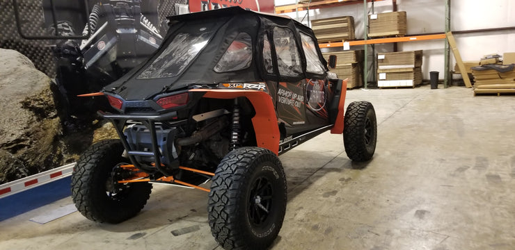 Trail Armor RZR 800 S and RZR 4 800 Mud Flap Fender Extensions for