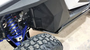 Trail Armor RZR XP Pro Full Skids with Slider Nerfs or Nerfs for Extreme Kick Out Steel Sliders