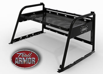 Trail Armor Polaris Ranger 700 800 900XP 1000XP Rear Basket Storage Rack