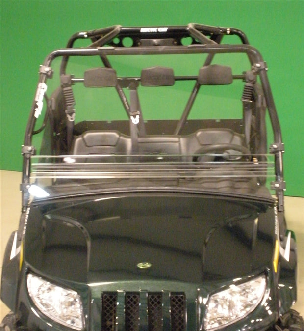 Trail Armor Arctic Cat Prowler CoolFlo Windshield with Fast Clamps 2011-  2013 550 XT 700 XTX XTZ 1000 round tube cage