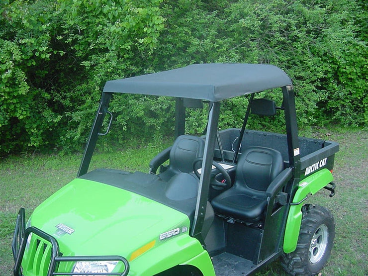 Arctic Cat Soft Top 06/10 650 H1, 700 and 1000, 2011 HDX (square tubed cage)