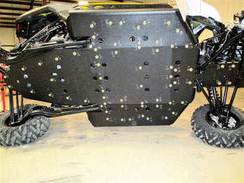 Trail Armor Can Am Maverick X3 Turbo, X3 Turbo R, X3 X DS Turbo R, X3 X DS, X3 X RS Turbo R, X3 X RS, X3 X DS Full Skids with Integrated Slider Nerfs