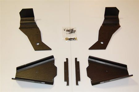 Trail Armor Can Am Commander 800, 800 DPS, 800 XT, 1000, 1000 DPS, 1000 X, 1000 XT, 1000 XT-P, 1000 Limited iMpact  A-Arm CV Front & Rear Trailing Boot Guards